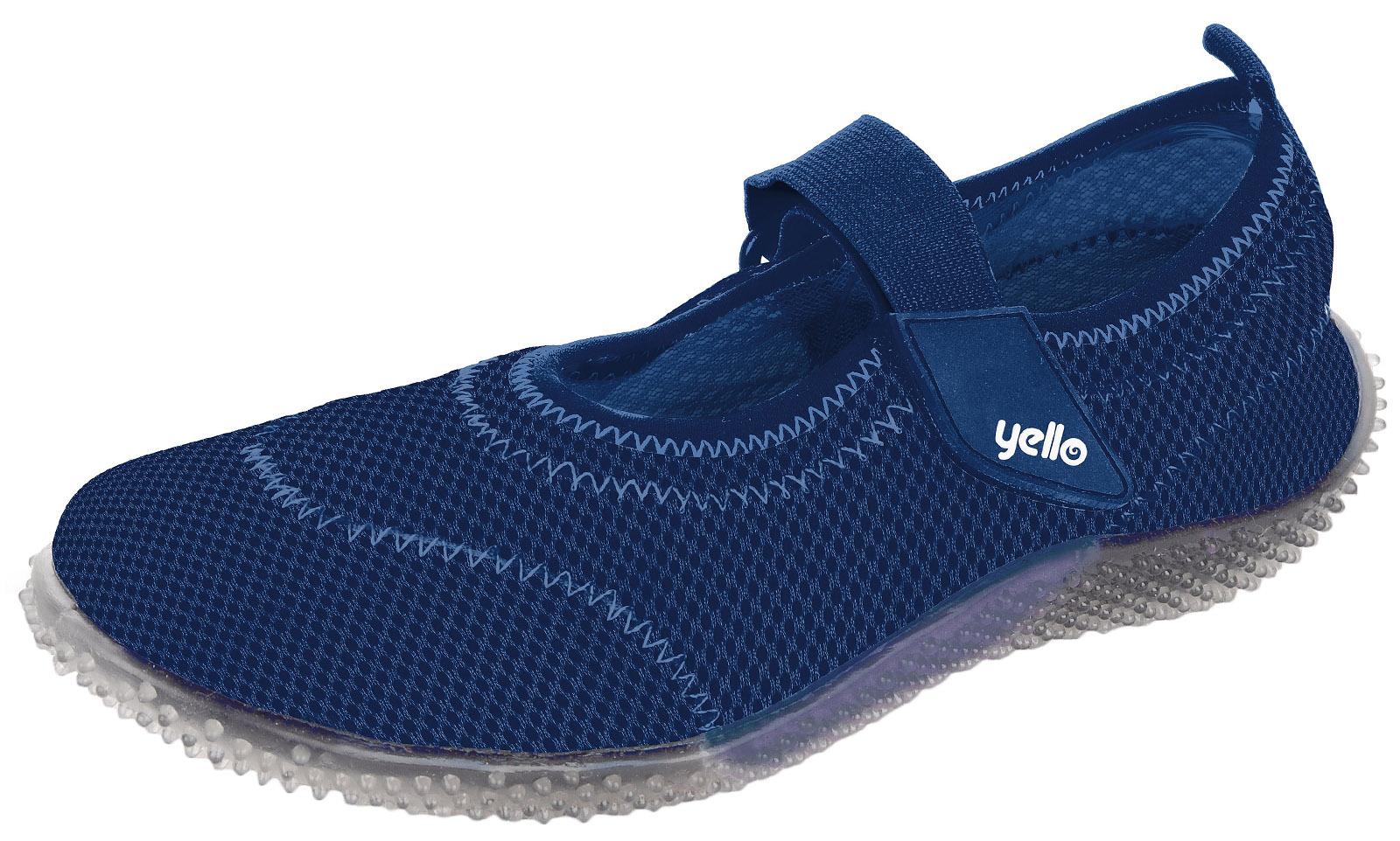 Womens aqua socks beach water shoes adjustable sandals pool yoga girls ladies ebay - Calze per piscina ...