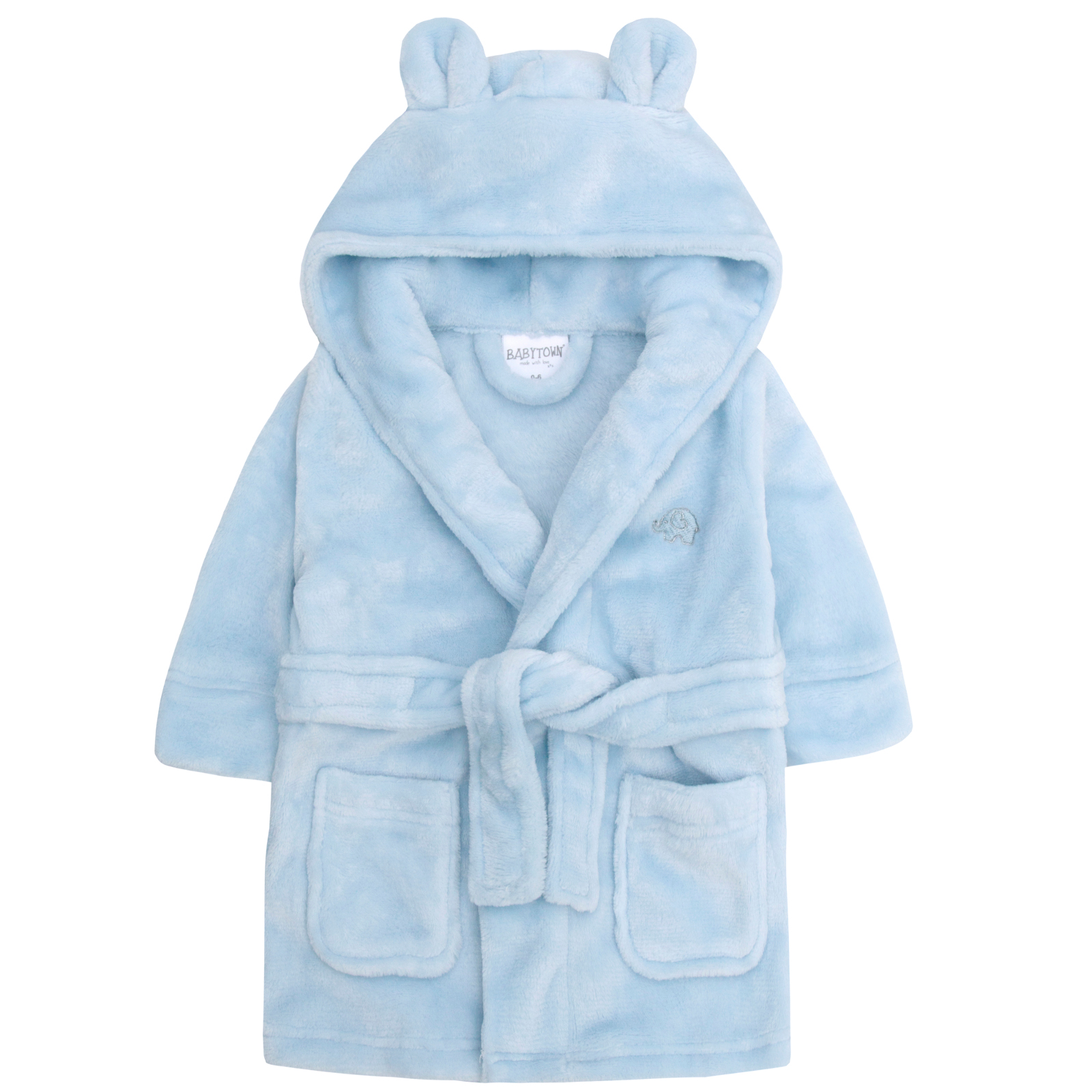 3D-Baby-Girls-Boys-Toddlers-Cute-Novelty-Animal-Hooded-Fleece-Dressing-Gown-Robe
