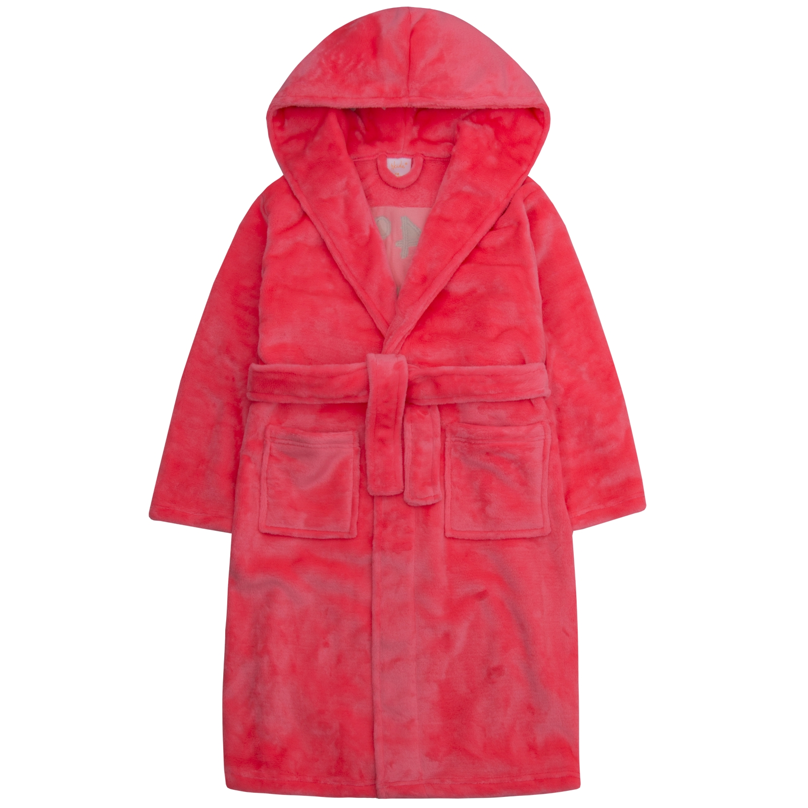 Riverdale Girls Dressing Gown Fluffy Fleece Hooded Robe for Teenagers Age 9-15