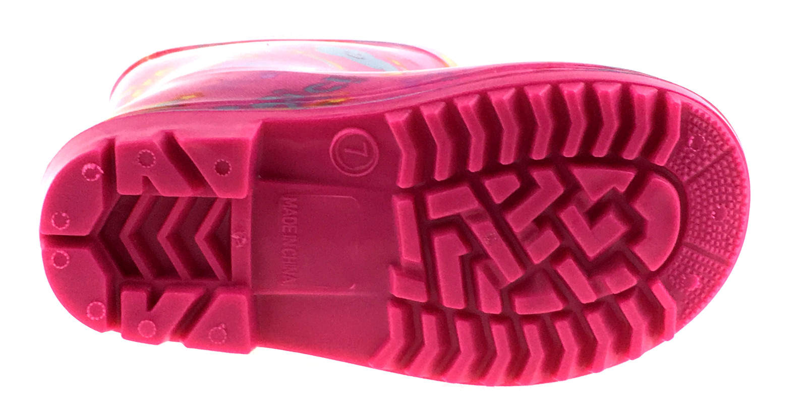 Girls-Peppa-Pig-Wellington-Boots-Mid-Calf-Gitter-Snow-Rain-Wellies-Kids-Size Indexbild 35