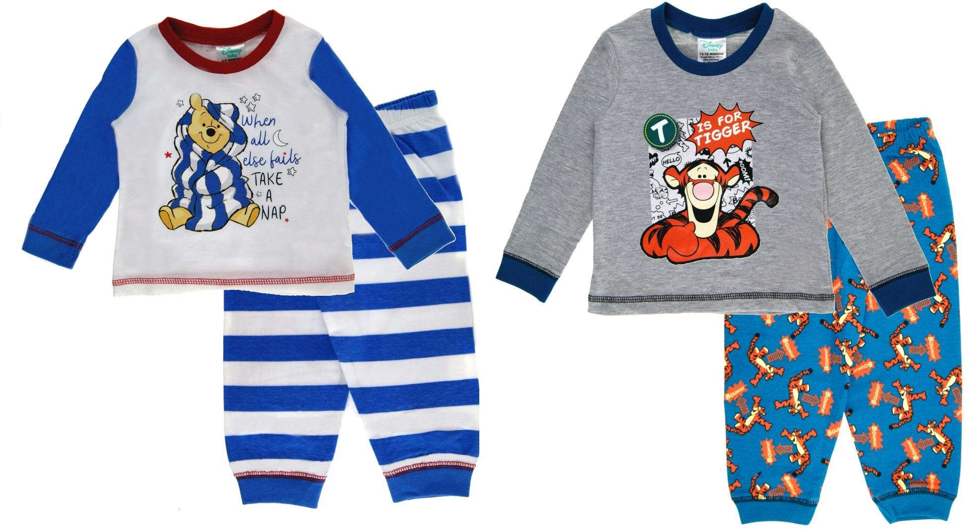 When All Else Fails Take a Nap Disneys Winnie The Pooh Baby Boy Pyjamas!