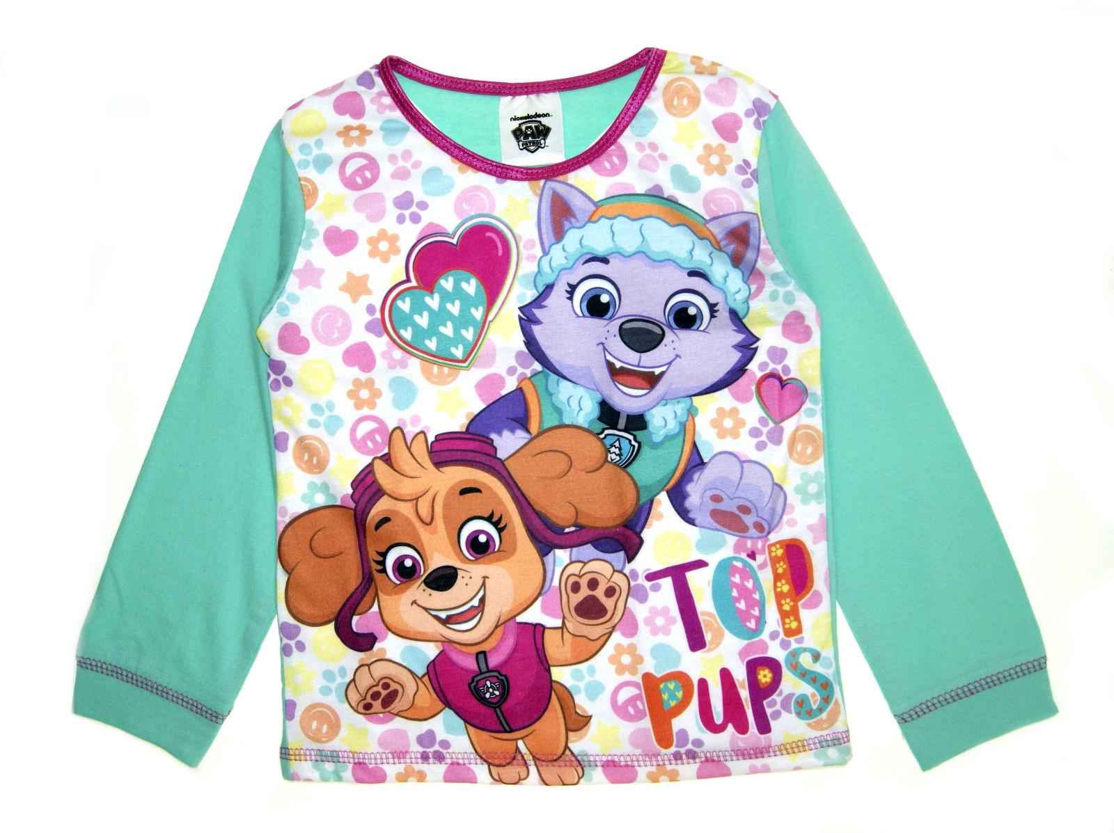 Paw Patrol Pups on The Go Boys Two Piece Pajama Set
