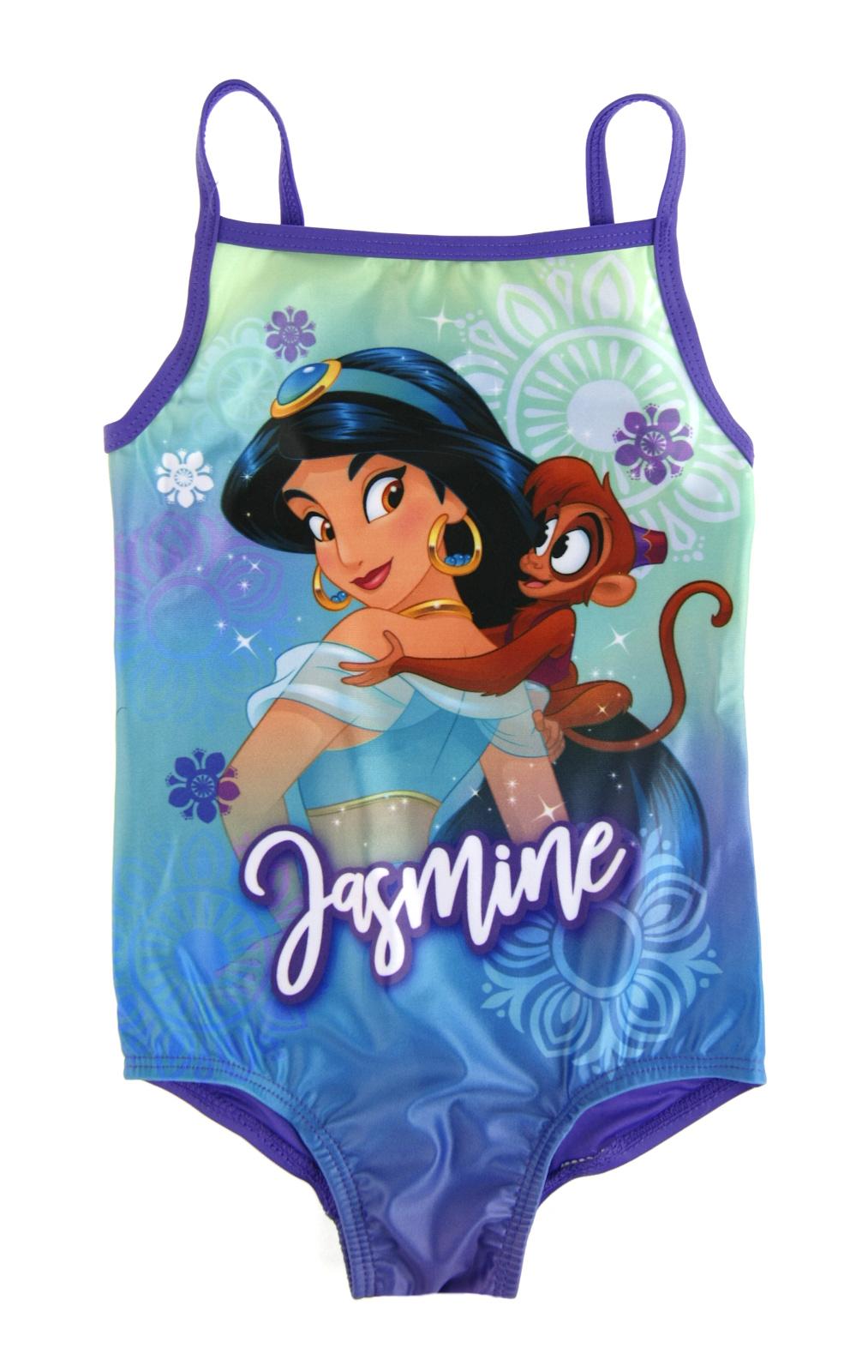 481a0a8e7ba6 Girls Disney Character Swimming Costume Swim Suit Beach Summer ...