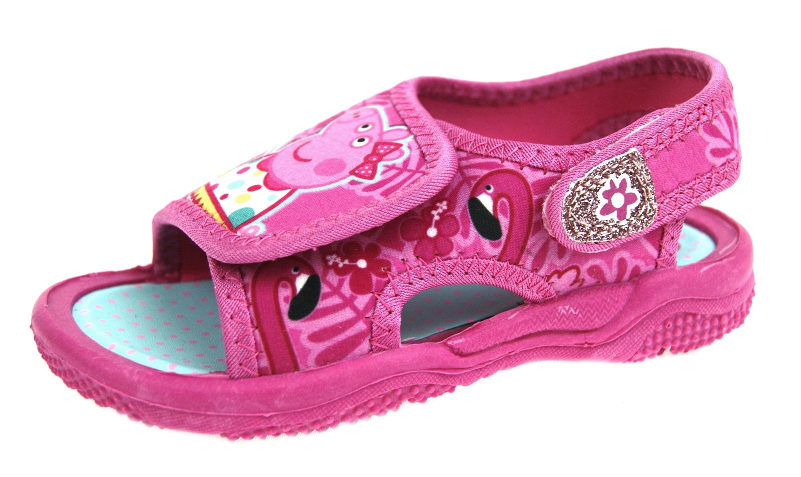 Girls Peppa Pig Waterproof Beach Sports