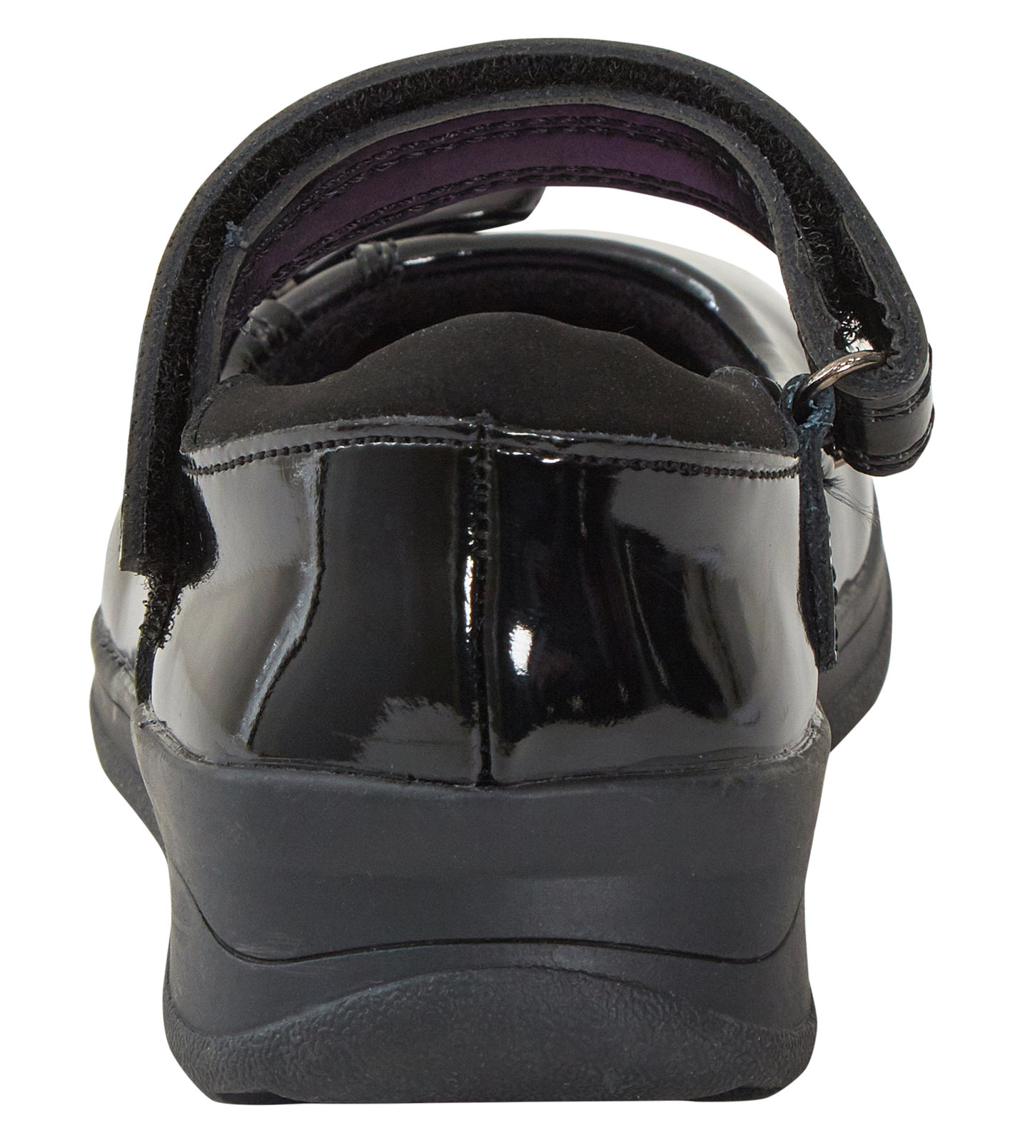 Girls Leather School Shoes Mary Jane