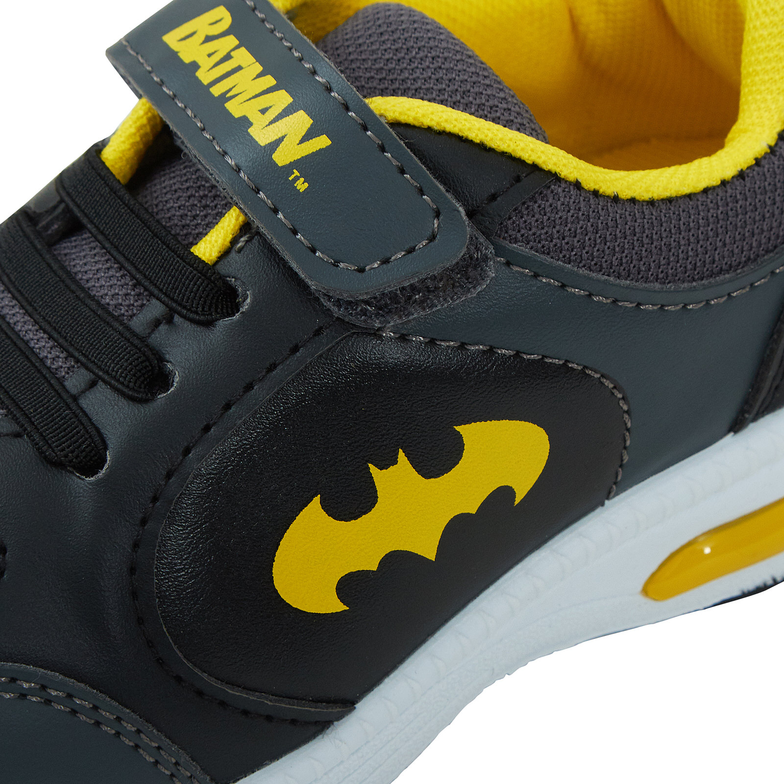 Batman Lighted Hightop Cape Shoe
