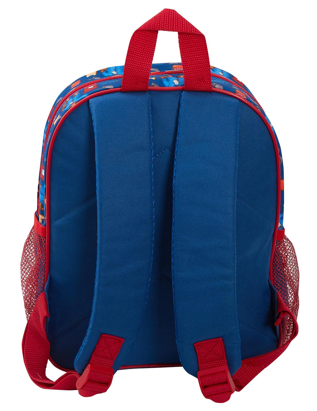 miniatuur 17 - Paddington Bear Kids Backpack + Detachable Lunch Bag/Pencil Case Nursery School