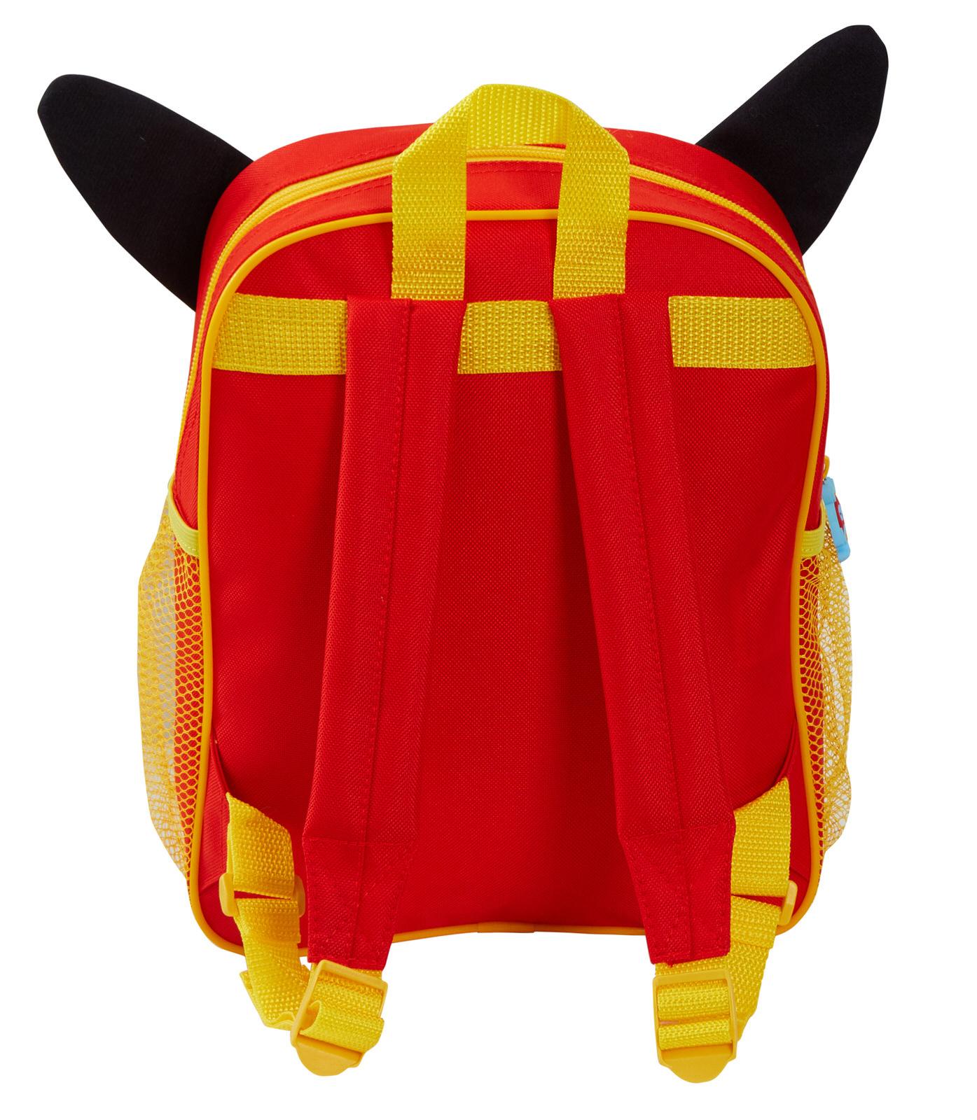 miniatuur 10 - Kids Bing Bunny 3D Plush Backpack Boys Girls Nursery School Rucksack Lunch Bag