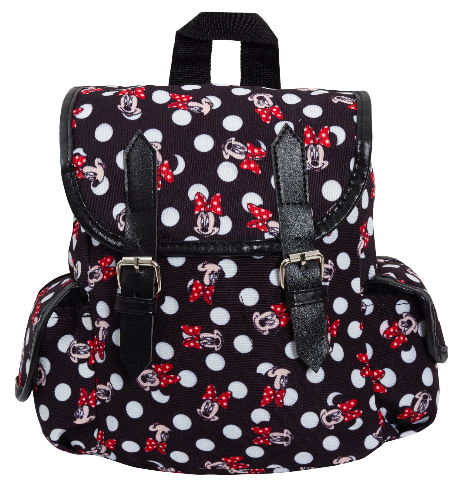 Details about Disney Minnie Mouse Luxury Duffle Bag Backpack Womens Girls Kids School Roxy Bag