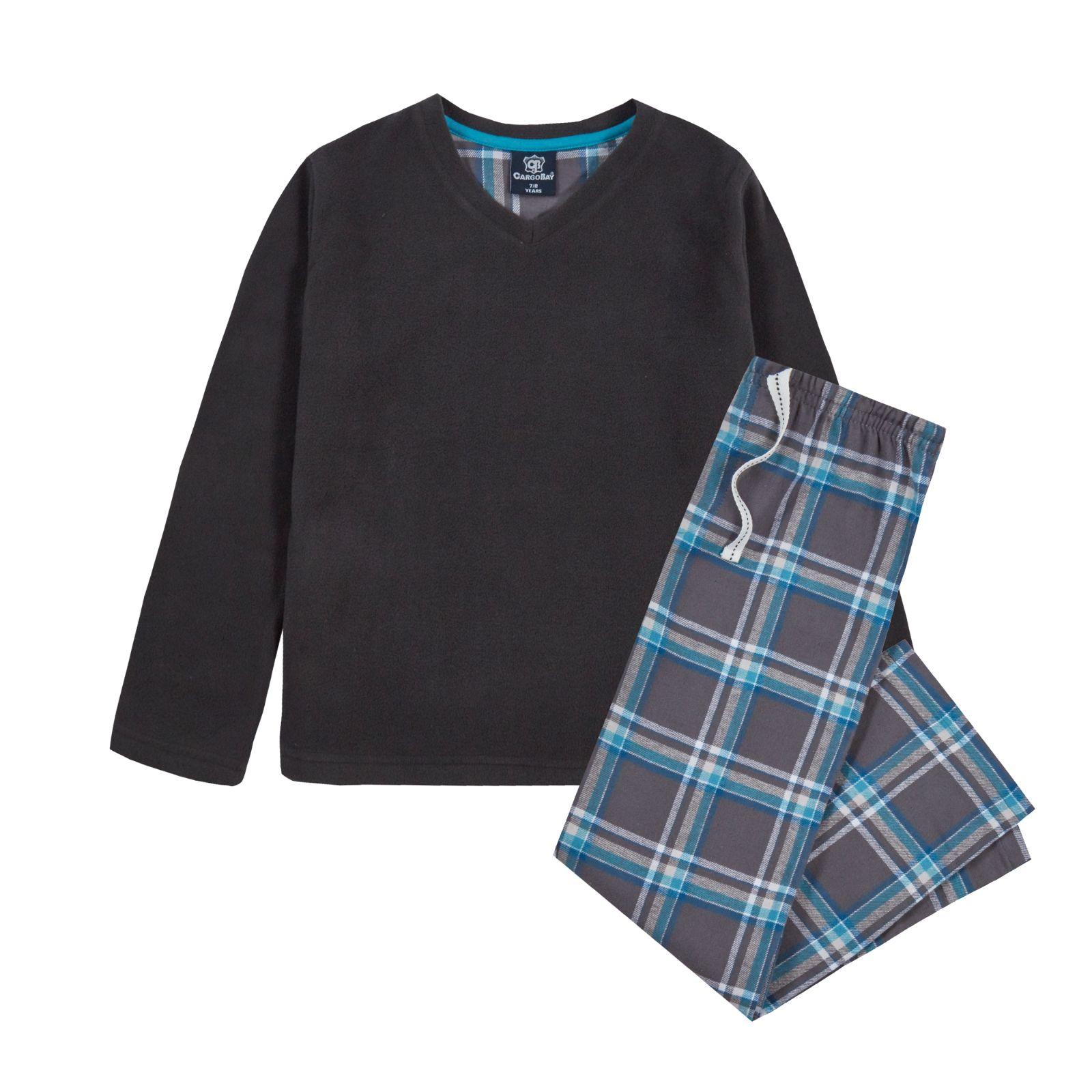 7-8 9-10 /& 11-12 ans Neuf Garçons Star Wars Pyjamas Set taille 5-6