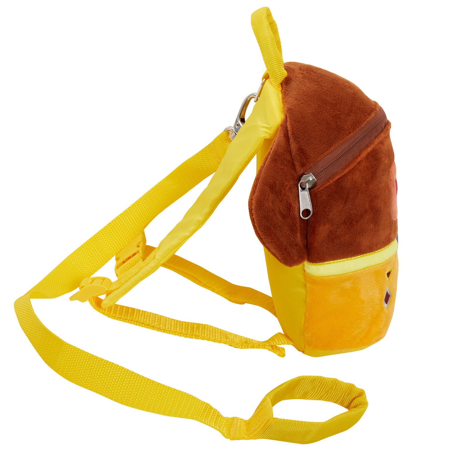 Plush-Hey-Duggee-Backpack-With-Reins-Kids-Detachable-Safety-Harness-Nursery-Bag thumbnail 8