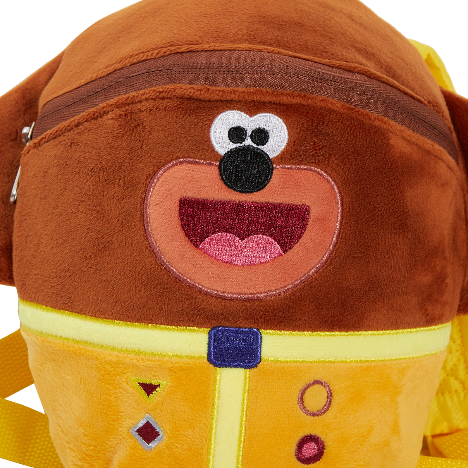 Plush-Hey-Duggee-Backpack-With-Reins-Kids-Detachable-Safety-Harness-Nursery-Bag thumbnail 10