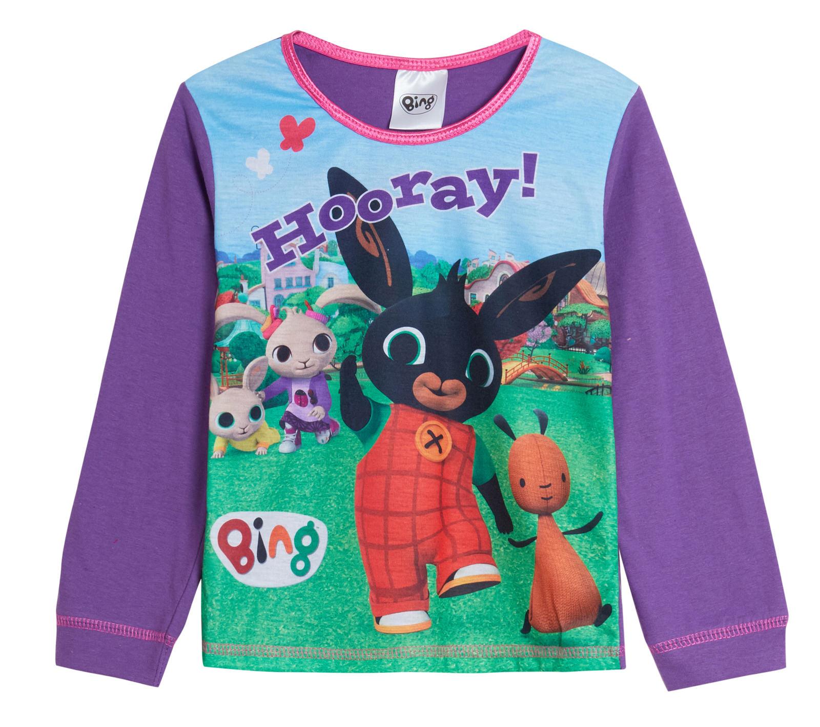 Boys Two Piece Pajama Set BING Hoppity Vooosh