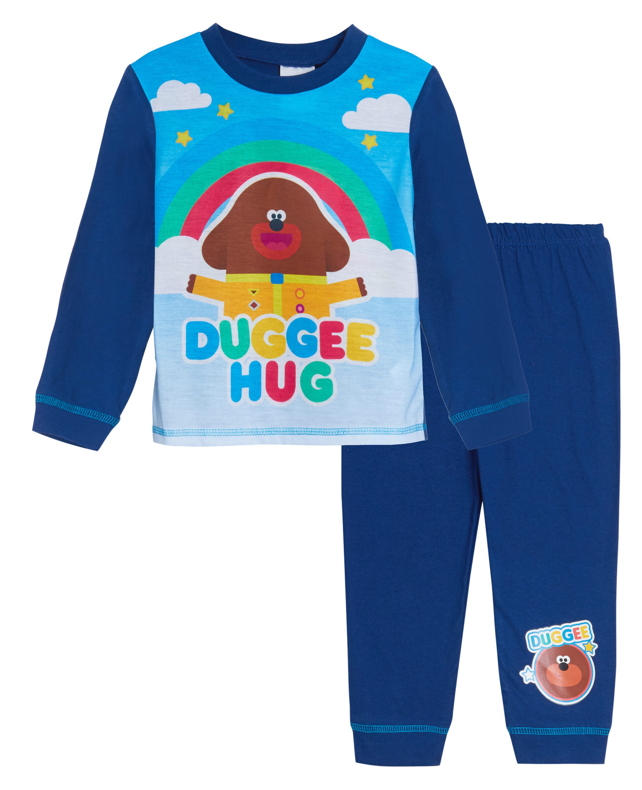 Kids Hey Duggee PyjamasBoys Hey Duggee Pyjama SetSquirrel Club Pjs