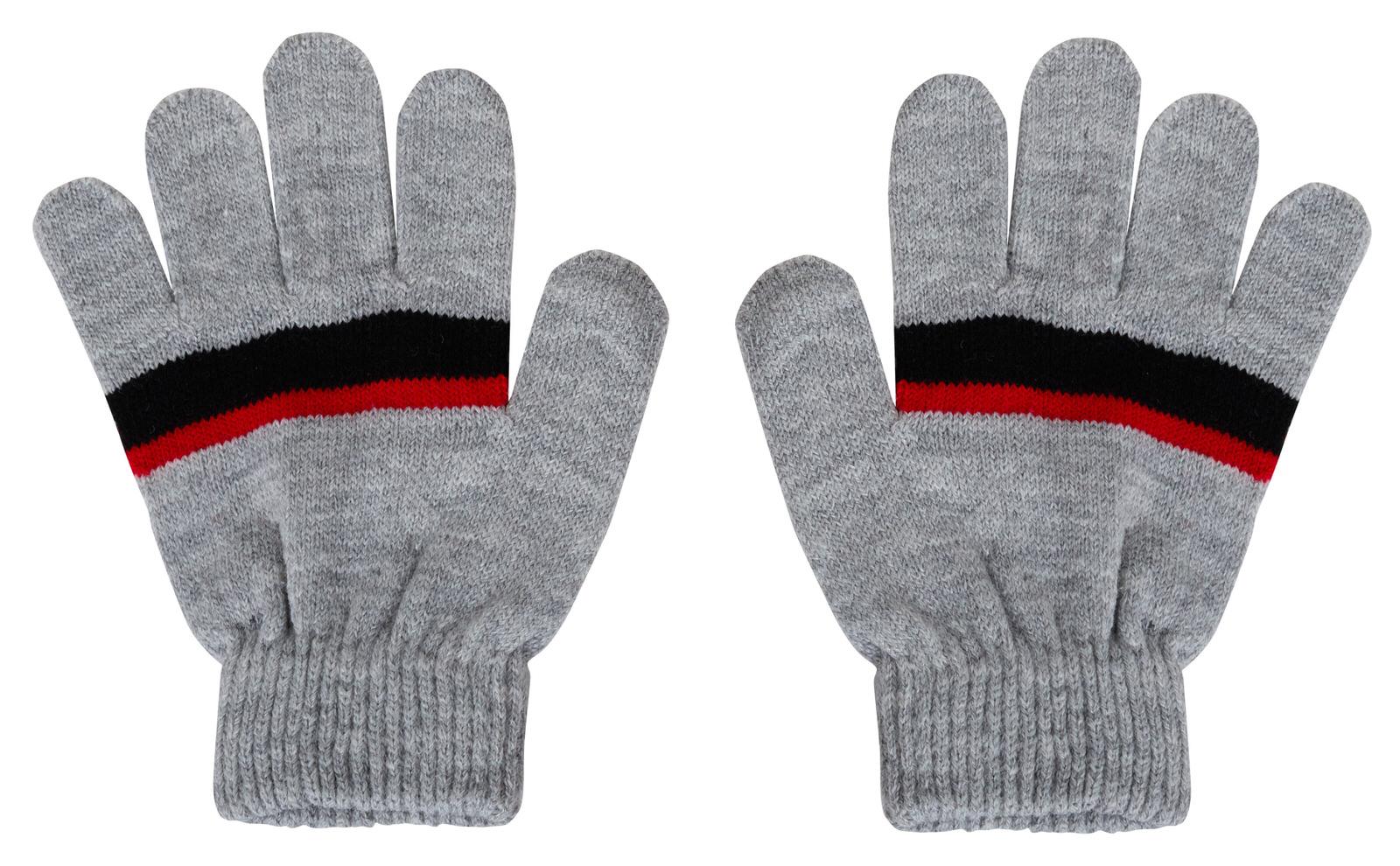 Sonic The Hedgehog Boys Woolly Hat Gloves 3 Piece Winter Set Kids Sega Gift Scarf