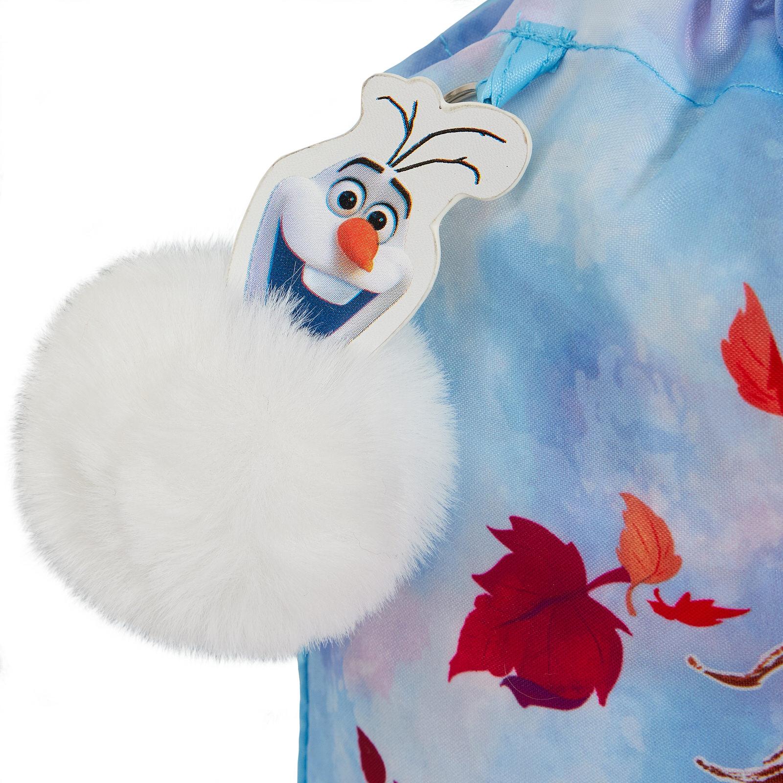 CONSEGNA VELOCE * DISNEY congelato II Elsa Scuola Nuoto PE Coulisse Kit Borsa
