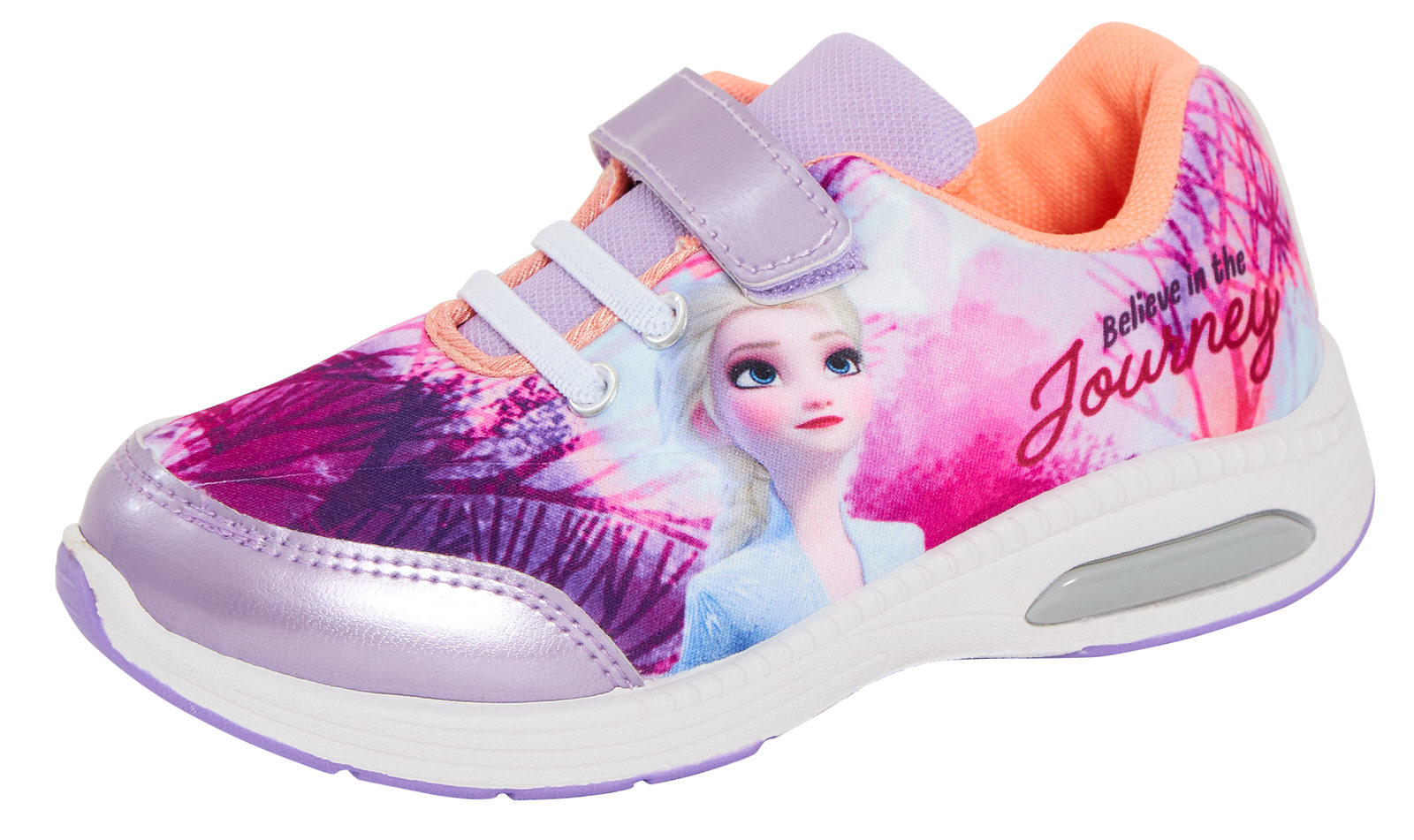 Girls Disney Frozen 2 Light Up Trainers
