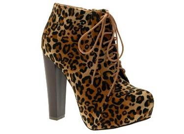 Womens-Platform-Ankle-Boots-Wooden-Block-High-Heels-Lace-Up-Ladies-Shoes-Size miniatuur 33
