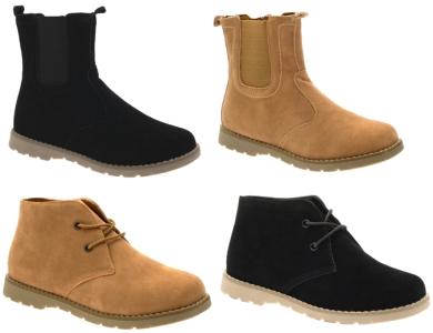 Boys Ankle Boots Desert Boots Chelsea