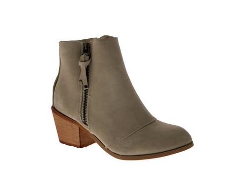 WOMENS-COWBOY-ANKLE-BOOTS-BLOCK-HIGH-HEELS-STUDS-GLITTER-ZIP-LADIES-SHOES-SZ-3-8 miniatuur 58