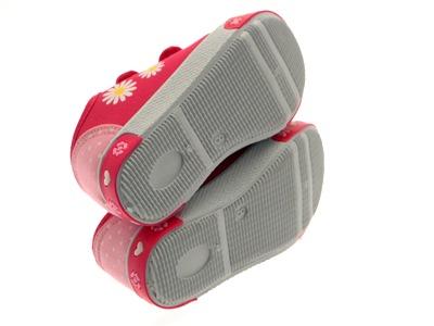Chicos Chicas Niños Bombas plimsoles Velcro Daisy o bugs Lona Zapatillas Zapatos 4 - 12