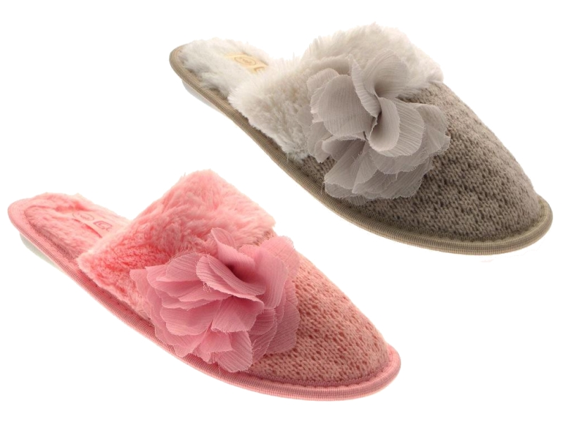 SO WARM /& COMFORTABLE FABULOUS TOP QUALITY LADIES//GIRLS DUNLOP SLIPPER//MULES
