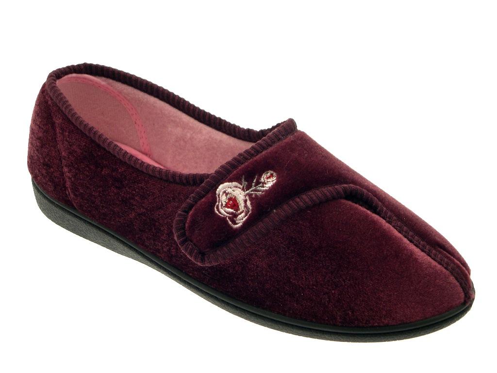 Ladies Luxury Comfort Slippers Classic