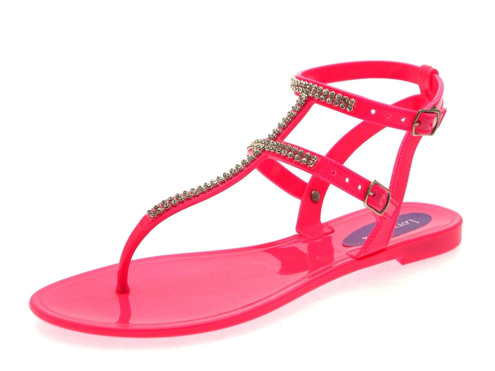 Fuchsia Flat Shoes Uk