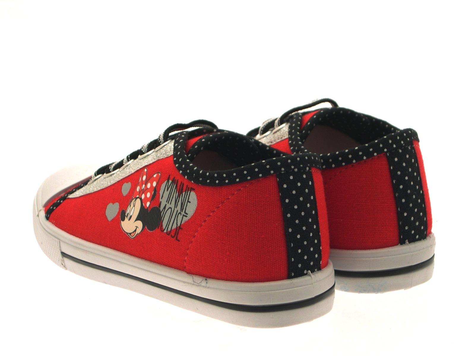 Minnie Mouse Shoes Size