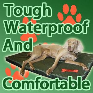 Redbone Waterproof Dog Bed Medium Preview