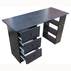 3 Drawer Computer Desk - Home Office / Table / Workstation Preview