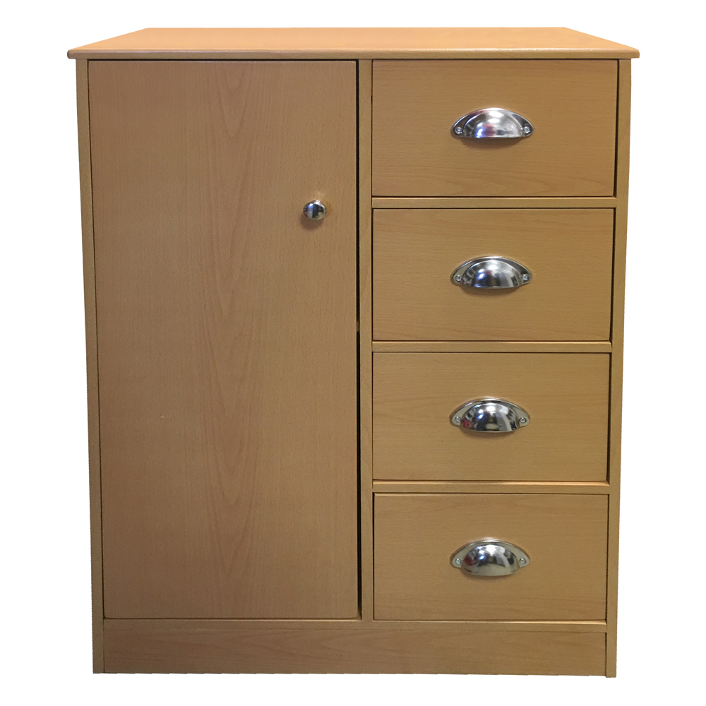 beech bathroom cabinet bathroom cabinet chest of drawers cupboard sideboard 12031