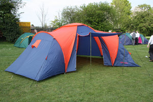 Bedford 5 Man Tent Preview & Bedford 5 Man Tent | 5 Man Tent | cybercheckout.co.uk | Buy Online ...
