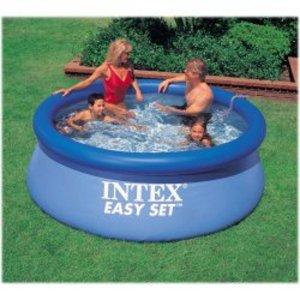 Intex 8ft Swimming Pool     cybercheckout.co.uk   Buy Online Now!