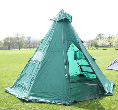 Thumbnail Thumbnail Thumbnail Thumbnail  sc 1 st  Cybercheckout & Teepee Tent 4 Person | 4 Person Tent | cybercheckout.co.uk | Buy ...