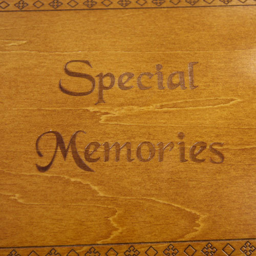 f6d539c6718 Mele Jewellery Box Special Memories Wooden box