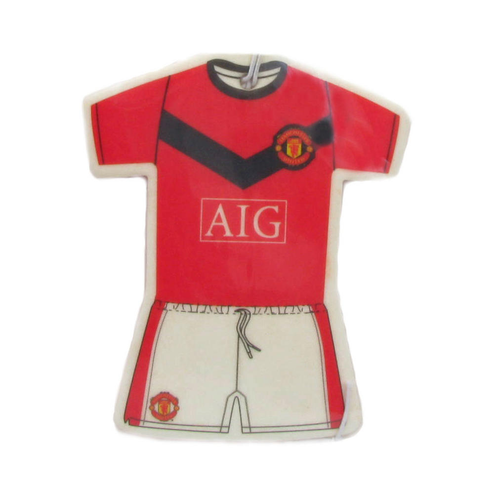 United Car Finance United Car Finance: Official Manchester United FC KIT Car Air Freshener Car