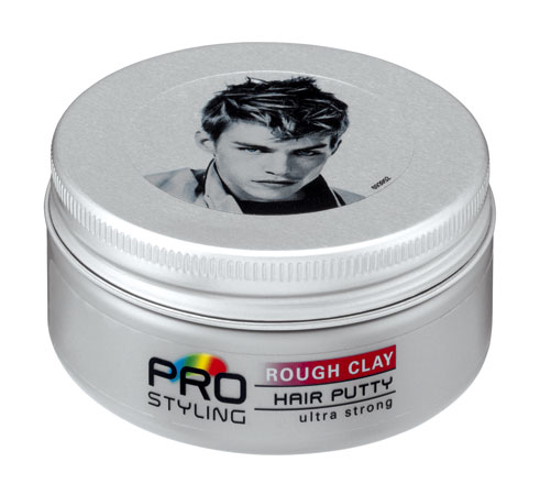 hair styling putty schwarzkopf pro styling clay hair putty strong ebay 4137