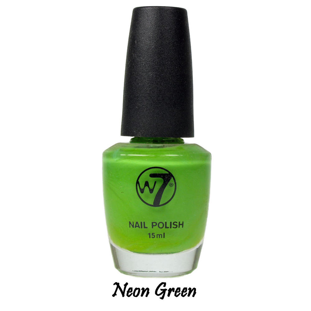 Neon Green 15ml NEW Nail Care