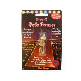 Grow A Pole Dancer For Men - Adult Novelty Joke Gift Grows 600% Preview