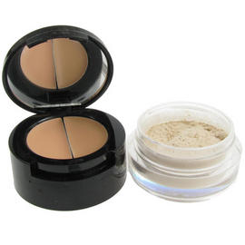3 x W7 Secret Concealer Kit - 2 Creams / Loose Powder Preview