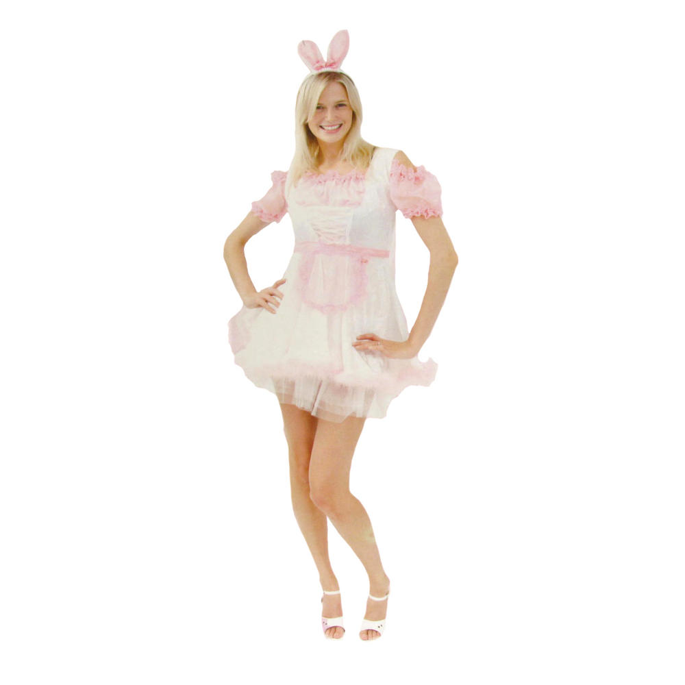 Bunny Costume Fancy Dress Sexy Girl Outfit Ladies Womens -2502