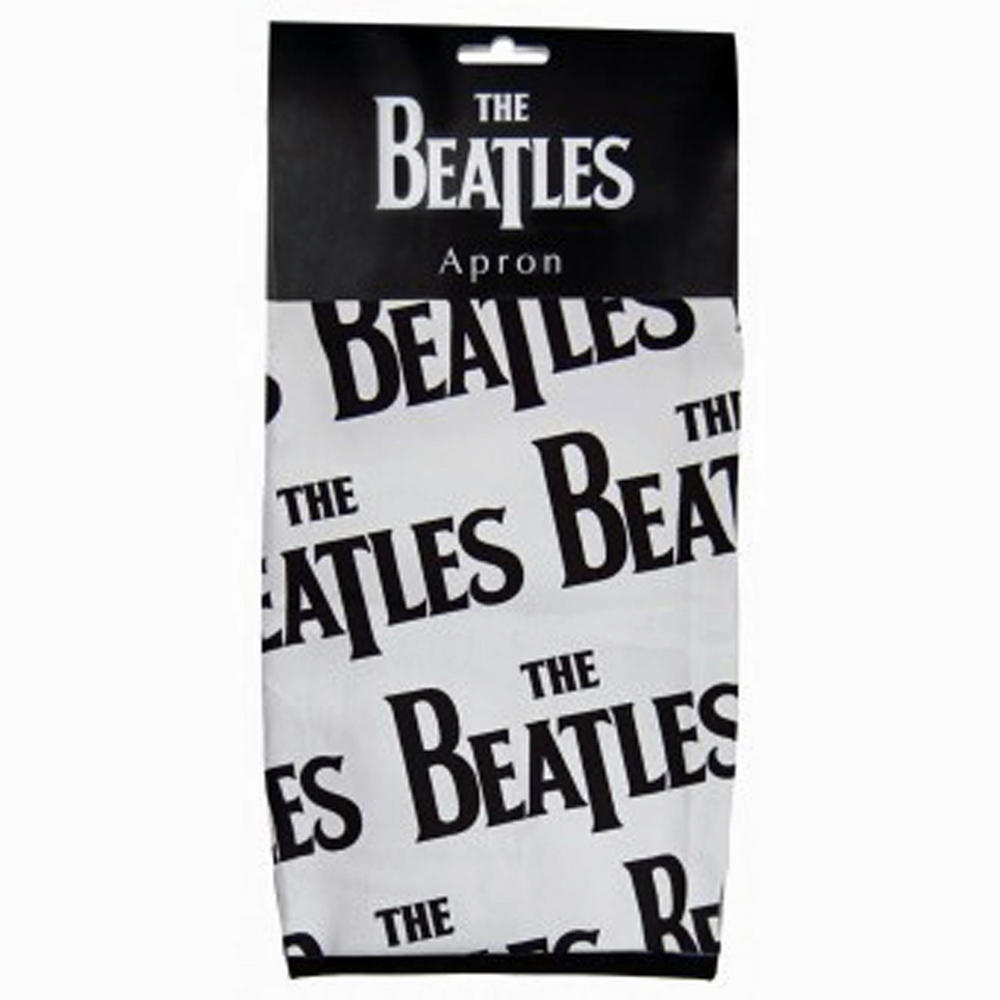 The Beatles Chefs Cooking Apron Kitchen Catering Retro