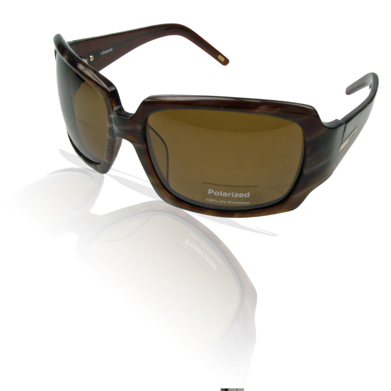 ea184a0c39 Ladies Sunglasses Polaroid Polarized Lens UV400 CAT 3 Driving 6754B  Scratched