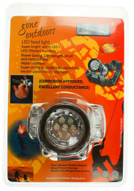 BOYZ TOYS LED Night Vision and Super Bright Head Light Preview