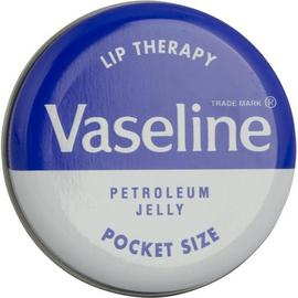 Vaseline Lip Therapy Original Petroleum Jelly 20g Pocket Size Preview