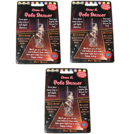 Novelty Grow Your Own Pole Dancer For Men Diabolical Joke Gag Gift Adult 3 Pack Preview