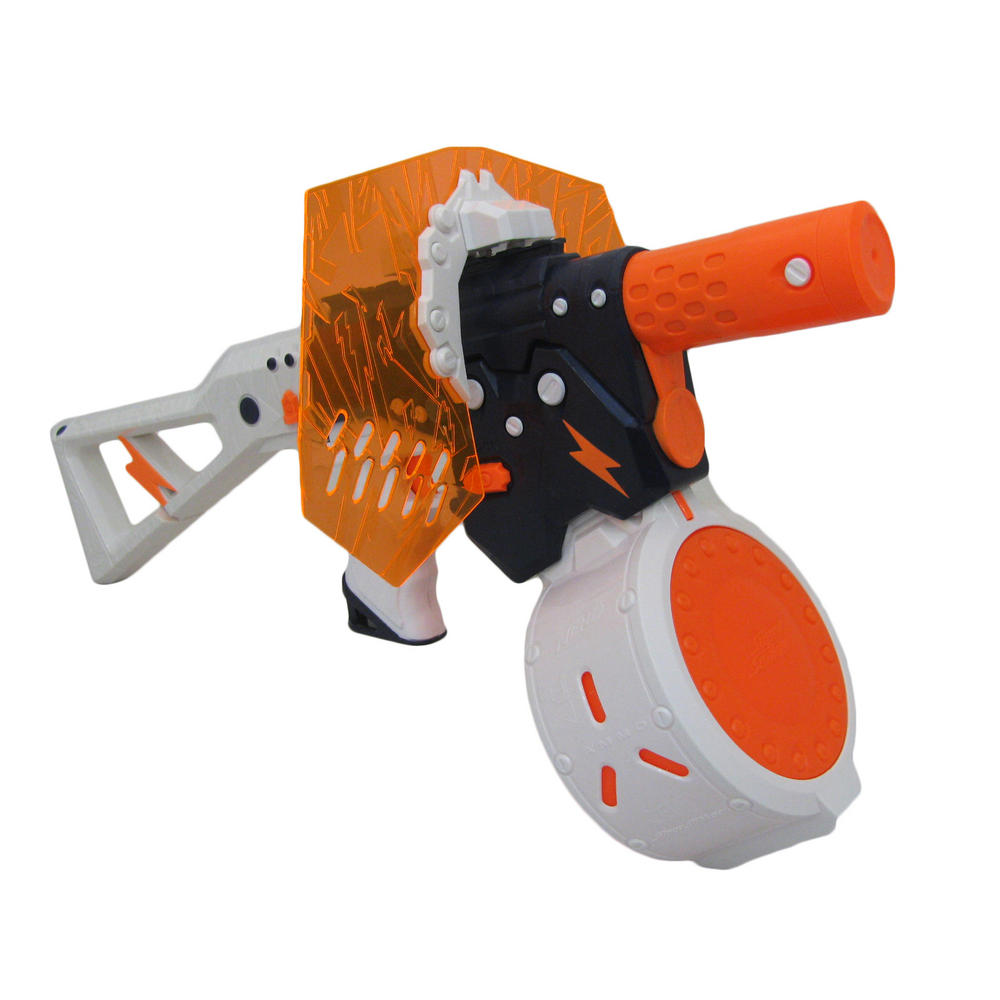 Nerf Super Soaker Tidal Tube Blaster - Unleash a giant wave of soakage from  up to 23 feet away with the Tidal Tube blaster! Give one of the 2 blasters  in