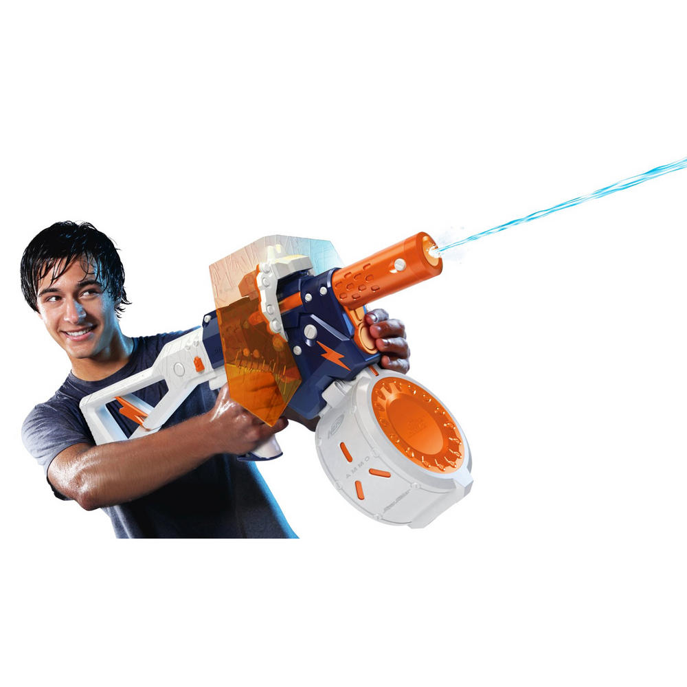Colorado Shooting R H Youtube Com: Nerf Super Soaker Lightning Storm Motorised Blaster Water