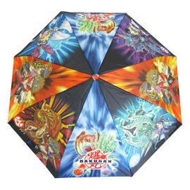 Bakugan Kids Umbrella Perletti Boys Brolly Rain Childrens Wind Resistant Blue Preview